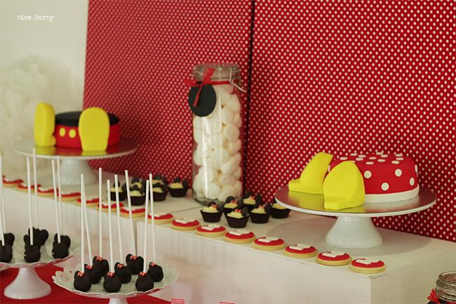 Nice Party: El cumpleaños de Mickey y Minnie | Niceparty